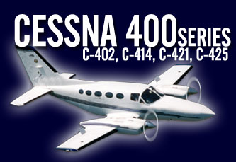 Cessna 400 Series PowerPac Spoiler Kit